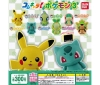 [Bandai JPY300 Capsule] Pokemon Collechara Pokemon 3