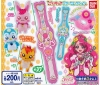 [Bandai JPY200 Capsule] Star ☆ Twinkle Pretty Cure Next Program Air Selection