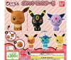 [Bandai JPY300 Capsule] Pokemon Capchara pokemon 8