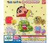 [Bandai JPY300 Capsule] Crayon Shin-chan Pouch Collection