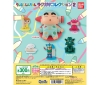 [Bandai JPY300 Capsule] Crayon Shin-chan Rakugaki(Graffiti) Collection 2