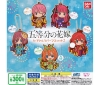 [Bandai JPY300 Capsule] The Quintessential Quintuplets Capsule Rubber Mascot 02