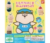 [Bandai JPY300 Capsule] Friend is Bear Swing Mascot 2