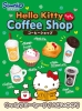 [Re-Ment] Hello Kitty Coffee Shop Set