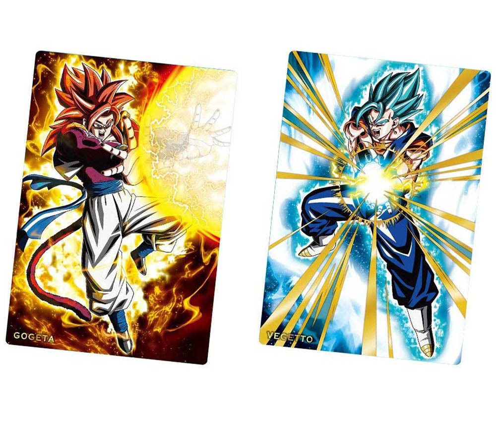 [Bandai Candy] Dragonball Card Wafers UNLIMITED2
