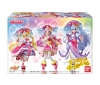 [Bandai Candy](Temporary Named) Hugtto! PreCure Cutie Figure 4 Special Set