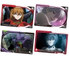 [Bandai Candy] EVANGELION Neew Movie Edition Wafers selection