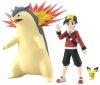 [Bandai Candy] Pokemon Scale World Johto Region