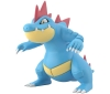 [Bandai Candy] Pokemon Scale World Ordile(Feraligatr)