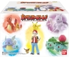 [Bandai Candy] Pokemon Scasle World Kanto Region Set