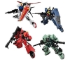 [Bandai Candy] Mobile Suit Gundam G-Flame 10