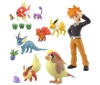 [Bandai Candy] Pokemon Scale World Kanto 2