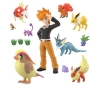 [Bandai Candy] Pokemon Scale World Kanto 2 Set