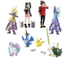 [Bandai Candy] Pokemon Scale World Galar City 2 Set