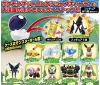 [Takaratomy A.R.T.S Candy Toys] Pokemon Get Meremere Island Great Adventure