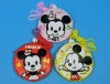 Mickey & Minnie Round Shape Pouch with string
