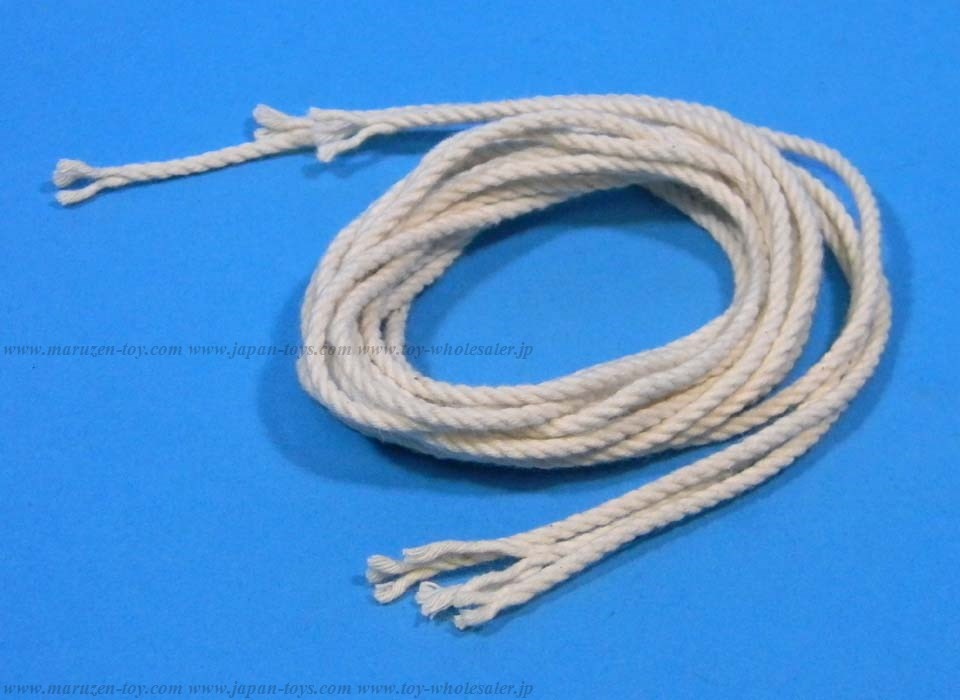 Spinning Rope for Metal Top