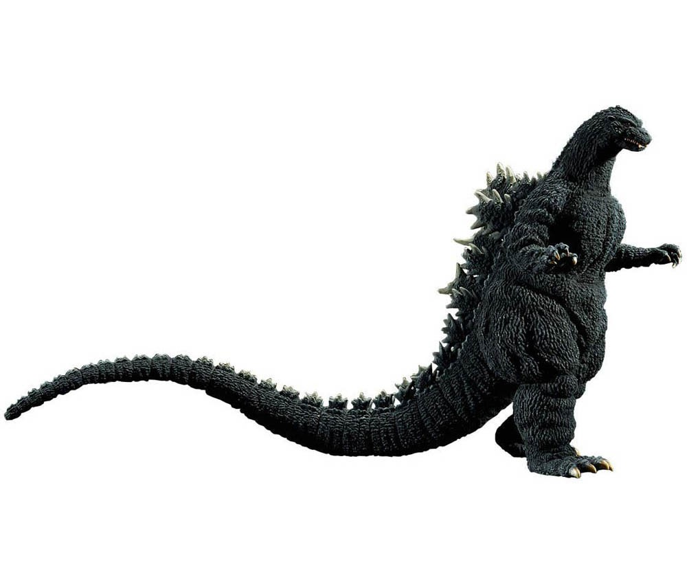 [X-PLUS] Godzilla (1989) Osaka Landing Mouth Close Ver.