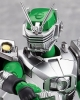 Max Factory figma SP-022 figma Masked Rider Torque from Rider Dragon Knight