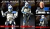 "TakaraTomy: Star Wars Sideshow Collectible 12""Figure- Captain REX"