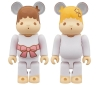[MEDICOM TOY] BE@RBRICK Little Twin Stars Kiki & Lala(Retro Color Ver.) 100% 2Pack