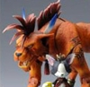 Red XIII & Cait Sith Action Figure -Final Fantasy VII- Play Arts vol.2 [SQUARE ENIX]