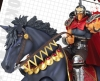 Revoltech Raoh & Kokuoh-Go Action Figure - Fist of North Star Revolution 014 [Kaiyodo/Hobby Stock]