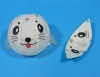 Seal Paper Balloon (size 1)(Price is for single ballon)