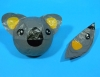 Koala Paper Balloons (size 1)(Price is for single ballon)