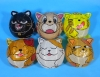 Cute Kitty Paper Balloon Assorted 6 Models (Price is for single ballon)