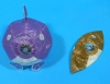 Assorted 2 Color Blowfish Paper Balloon (size 1) - Smaller One in the picture(Price is for single ballon)