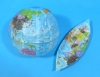 Globe Paper Balloon (size 3) - Smaller One in the picture (Price is for single ballon)