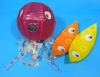 Assorted 3 Color Octopus Paper Balloon (size 4) - Larger One in the picture(Price is for single ballon)
