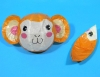 Monkey Paper Balloon  (size 1)(Price is for single ballon)