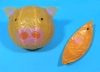 Pig Paper Balloon (size 2)(Price is for single ballon)