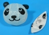 Panda Paper Balloon (size 2)(Price is for single ballon)(Price is for single ballon)