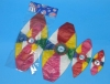 Paper Balloons 3pcs Set (Size1,5and8) with plastic bag