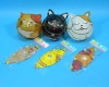 Cat Paper Balloons (size 2) with plastic bag