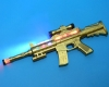 Flash Sound Machine Gun (Gold)