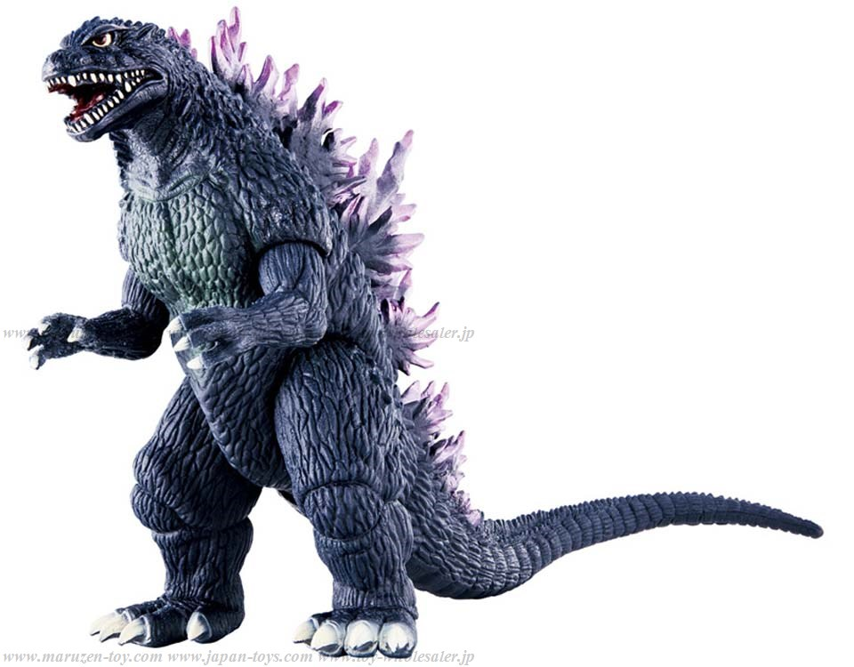 [Bandai] Movie Monster Series Millennium Godzilla