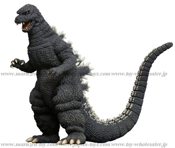 [X-Plus] Toho 30cm Series Godzilla 1984 (PVC Completed Figure: Some Parts Assembly Required)