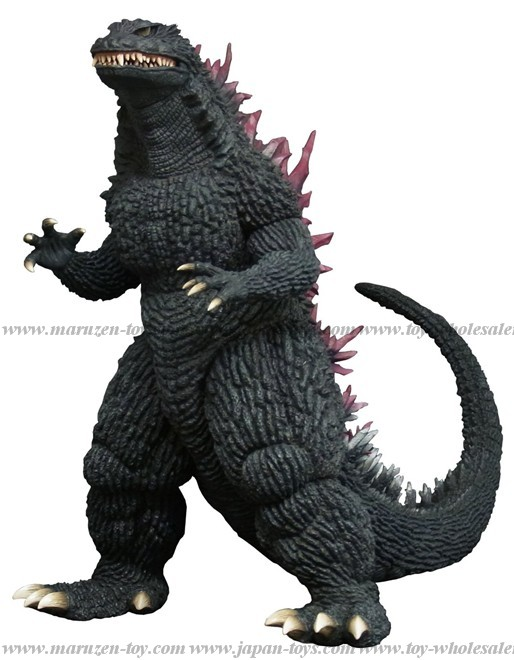 [X-Plus] Toho 30cm Series Godzilla 1999 (PVC Completed Figure: Some Parts Assembly Required)