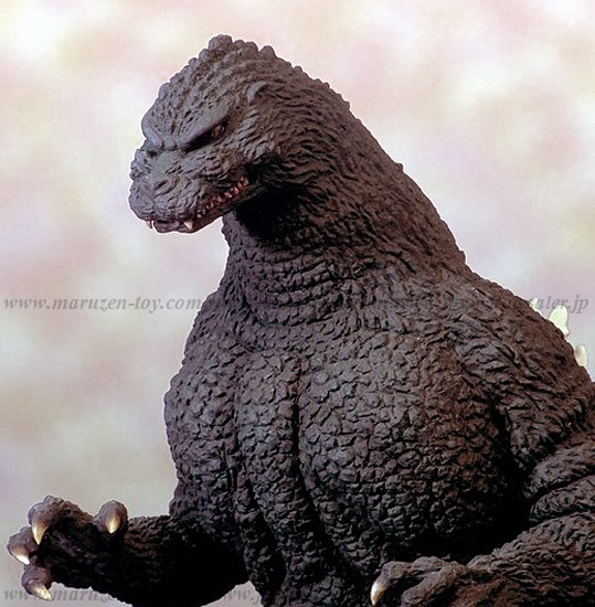 [X-Plus] Toho 30cm Series - Yuuji Sakai Zokei Collection: Godzilla (1991) Gidogoji Hokkaido Ver. Complete Figure (Partial Assembly Required)