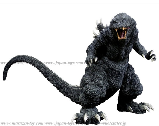 [X-Plus] Gigantic Series Godzilla 2001 (PVC Completed Figure: Some Parts Assembly Required)