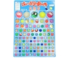 Small Bouncing Ball Dice Drawing Party Set(Made in Japan)