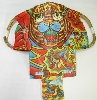 "Vintage kite from decads ago - resemble ""Japanese Nostalgic Hero Masked Tiger"""