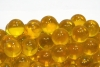 15mm Glass Marbles - Yellow