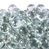 17mm Glass Marbles (Clear and Colorless)