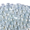 12.5mm Glitter Aurora Marbles - Clear Color