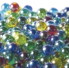 12.5mm Glitter Aurora Marbles - Assorted